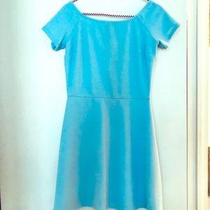 Blue Aqua dress new with tags